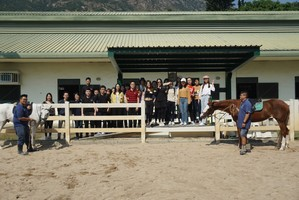 Horse Riding & Stable Visit